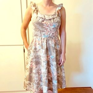 Vintage Hawaiian Sundress